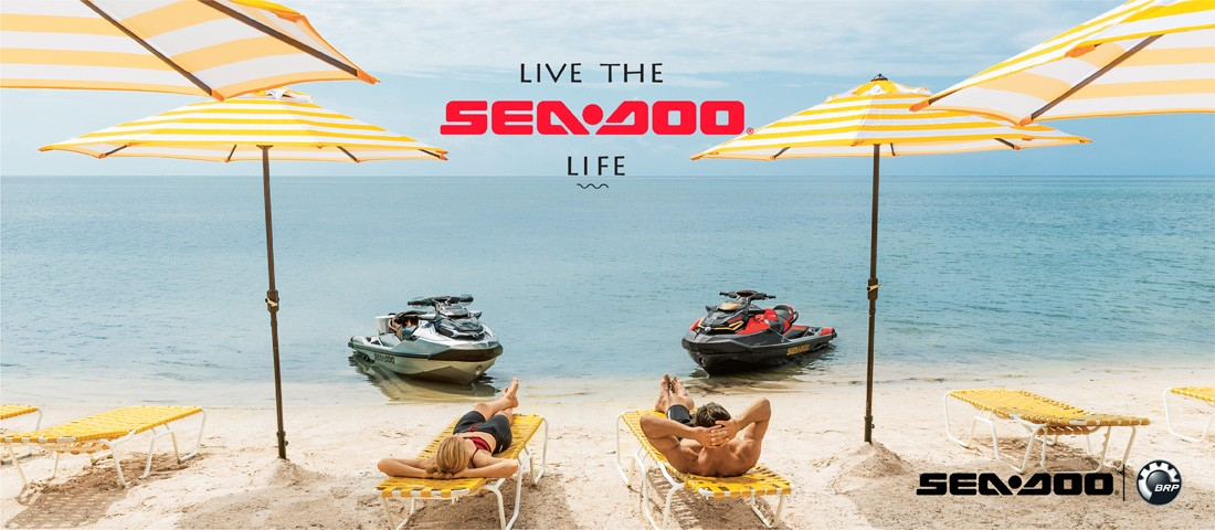 MY19 LIVE THE SEADOO LIFE